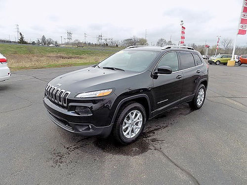 2016 JEEP Cherokee Latitude J101732 one owner all the bells and whistles 20131