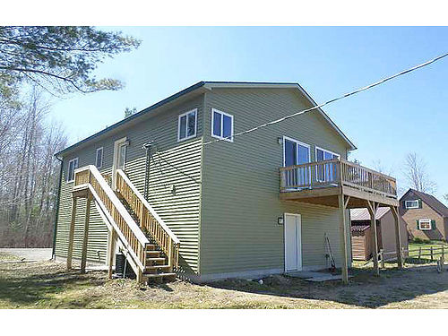 6489 SWALLOW Harrison - 1200 sq ft waterfront home on Sand Lake 2 bedroom 2 bath 2 waterfront