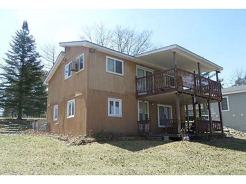 432 SINGLE Lake Drive 3 bedroom 2 bath home on Shingle Lake 1050 sq ft spacious kitchen priva