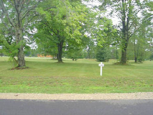 25 RED Pine Ridge Harrison - Tamarack Rodge Estates great building site paved road comes with 3