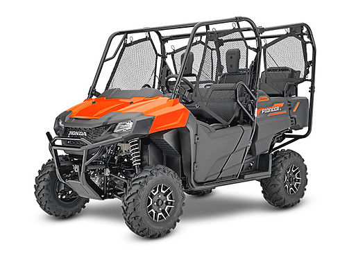 2018 HONDA Pioneer 700-4 Deluxe 13890 we finance everyone - get them before theyre gone 13699