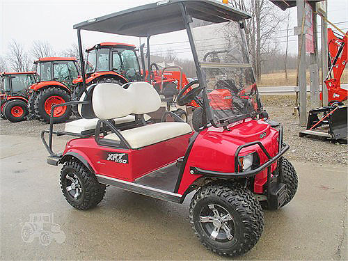 2013 CLUB Car XRT850 Kawasaki gas canopy 5996