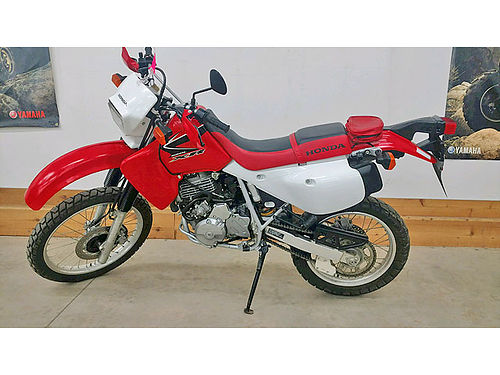 2008 HONDA XR650L runs great only 4280 miles asking 3495