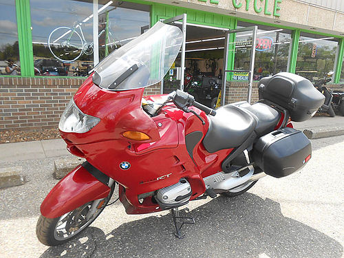 2004 BMW R1150 RT nice condition ready to ride 2500