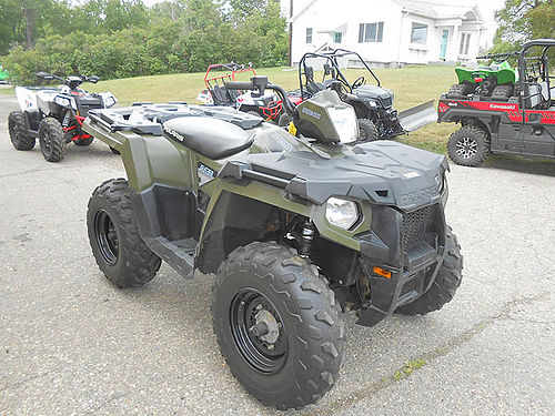 2015 POLARIS Sportsman ETX good condition ready to ride 3799