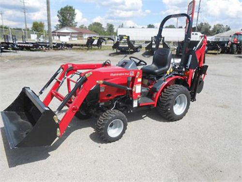2017 MAHINDRA Max 24 HST new diesel 3 PT 19500