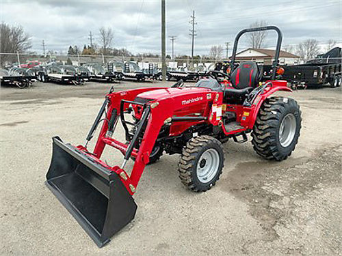 2018 MAHINDRA 1626 new quick attach bucket 18500