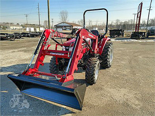 2018 MAHINDRA 2638 HST new 4 cylinder 31 PTO HP 3000 hour powertrain warranty 22900