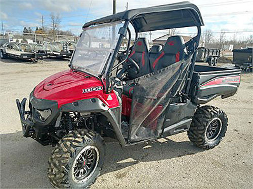 2018 MAHINDRA Retriever 1000S 83 HP v-twin 15499