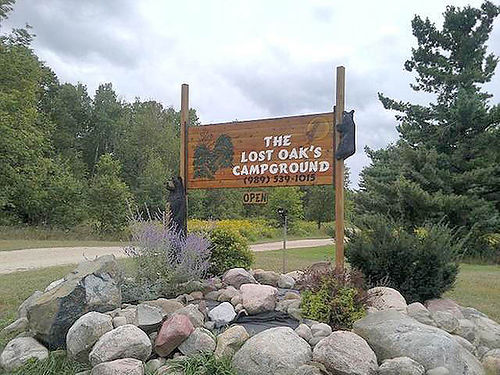 7380 CLARE Avenue Harrison - 40 acres  active campground on the property with all the required sta