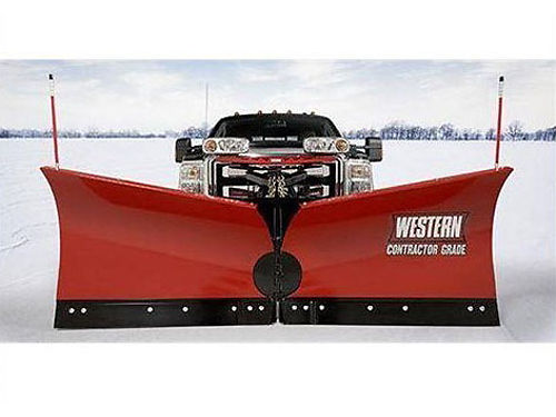 WESTERN 7 6 MVP3 Plow V-plow call for details 5576