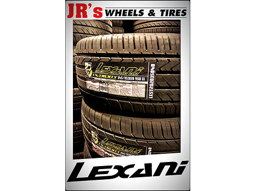 LEXANI TIRES 245/35ZR20 $69.99 EACH. WHILE SUPPLIES ...