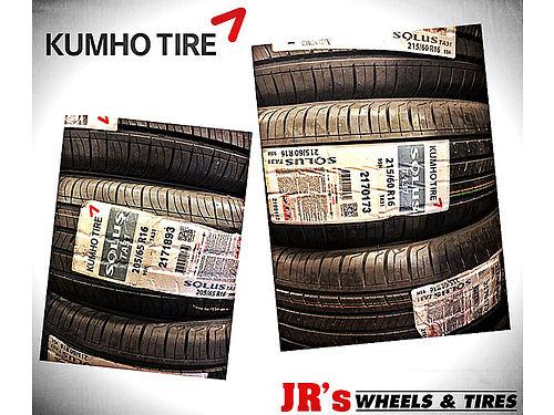 KUMHO TIRES ON SALE NOW, WHILE SUPPLIES ...