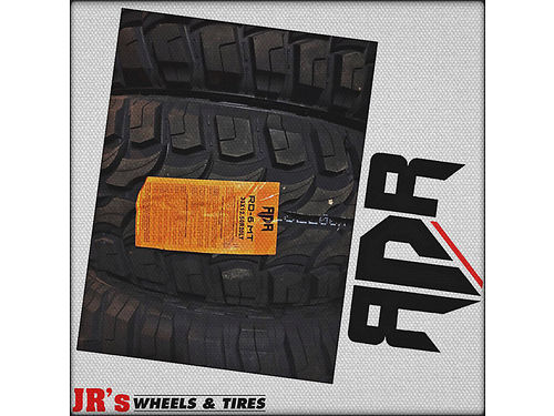 RDR RD-6 M/T 33X12.50R20LT $129.99 EACH. WHILE ...