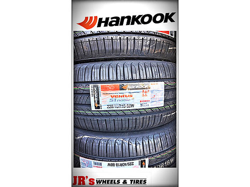 HANKOOK Ventus Tires 22540R18 9999 each On Sale Now While supplies last We have a variety of s