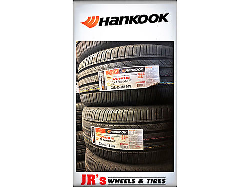 HANKOOK Ventus 23545R18 10999 each While supplies last We have a variety of styles and sizes to