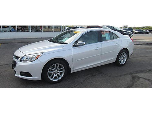 2016 CHEVROLET MALIBU LIMITED LT GM Factory Cert 1-Owner W Clean Carfax Alloy Wheels Keyless Ent
