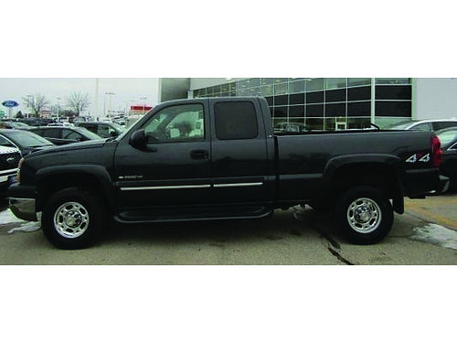 2003 CHEVROLET SILVERADO 2500HD LS 4WD Clean CarFax 5th Wheel In The Bed Pwr Driver Seat Alloy W