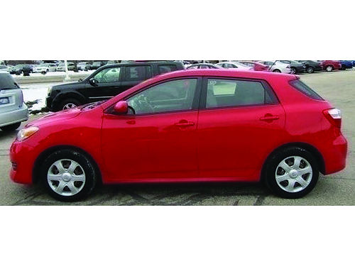 2009 TOYOTA MATRIX Well Kept Power Locks  Windows Automatic CD No Accidents Nice MPGs Call 1-
