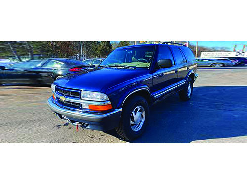 1999 CHEVROLET TRAILBLAZER 4WD 43L VorTec V6 Only 116K Miles Fully Auto Headlights Do Not Miss T