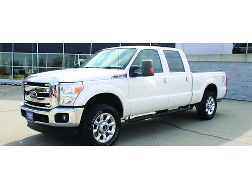 2015 FORD F-250 SD LARIAT 4X4 Tonneau Cover Tow Pkg Parking Sensors Running Boards Sunroof Navi