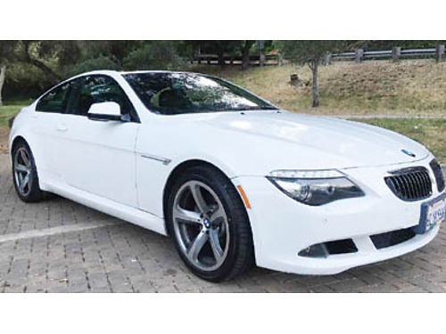 2010 BMW 650i - Fully loaded Automatic transmission in excellent condition BMW dealer serviced 1