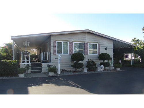 SPACE 146 1979 Kingsbrook 24x52 1248 sq ft home Space rent 66230 includes trash sewer park