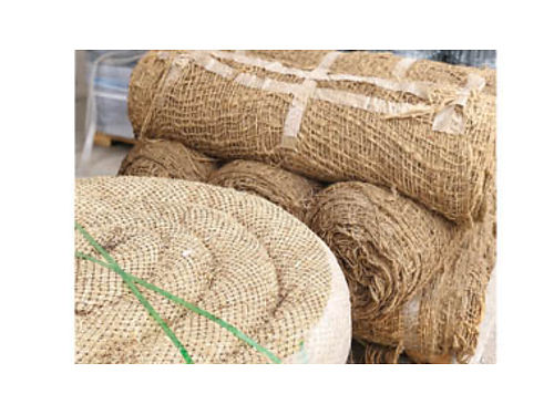 EROSION CONTROL- Straw wattles jute netting silt fence and sand bags No order too large or too s