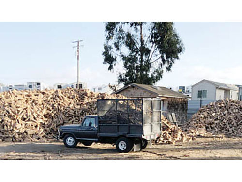 EUCALYPTUS FIREWOOD For Sale Split seasoned and ready to burn Call Karen for more information at