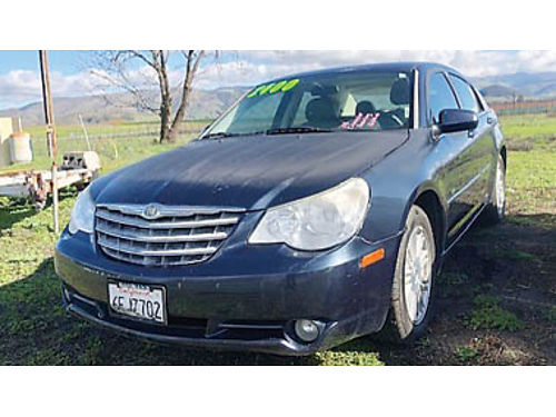 2008 CHRYSLER SEBRING 160000 miles automatic 2400 Purchase supports local veterans