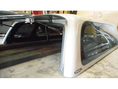 SNUGTOP SHELL For Supersport for 00-06 Chevy Silverado 6 bed 600 Call LINE-X for details 80