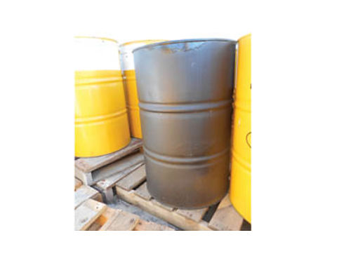55 GALLON STEEL DRUMS Only 5 each Call LINE-X for details 805-347-7387