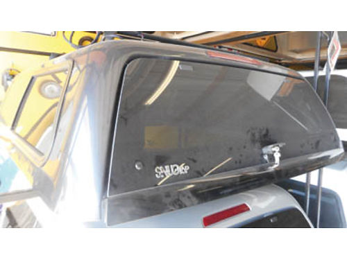 NEW SNUGTOP EXTRA VISION SHELL for 2016-2020 Toyota Tacoma stock unit Valued at 2900 Only 2100