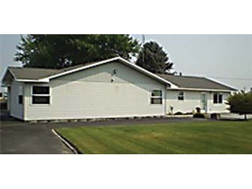 13486 N FRONTAGE ROAD Come see this listing near Moses Lake which is located on commercial zoned lan