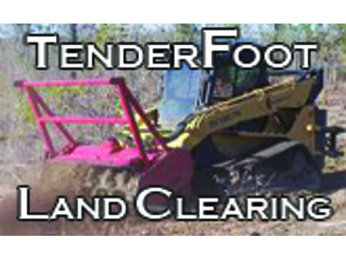 Underbrushing  Mulching Specialist Free Estimates By Appointment 706-831-7474 tenderfootlandclearin
