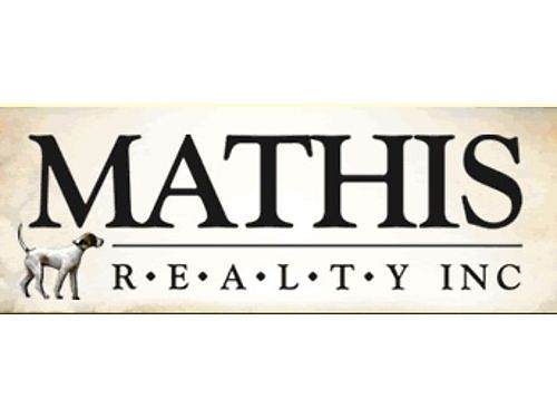 ALL PROPERTIES SHOWN BY APPOINTMENT ONLY FOR OTHER PROPERTIES PLEASE VISIT OUR WEBSITE MATHISREALTY