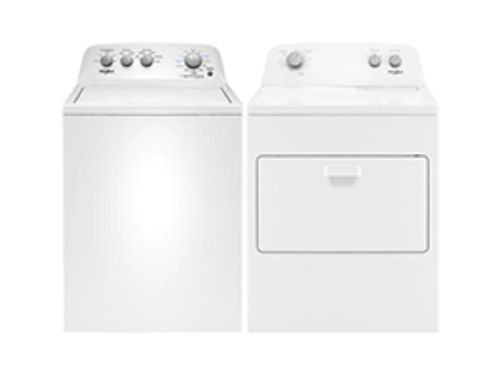 NEW WASHERDRYER SET By Whirlpool 1yr Warranty 1-866-240-5898 howardsappliancecentercom