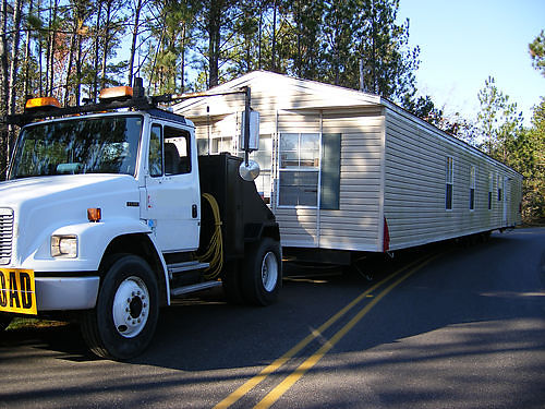 WE MOVE MOBILE HOMES! IF YOU'VE ALREADY ...