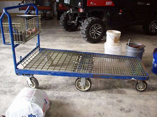 CART Heavy Duty excellent condition Great for moving items 125 Cash only 423-765-5252 See pho
