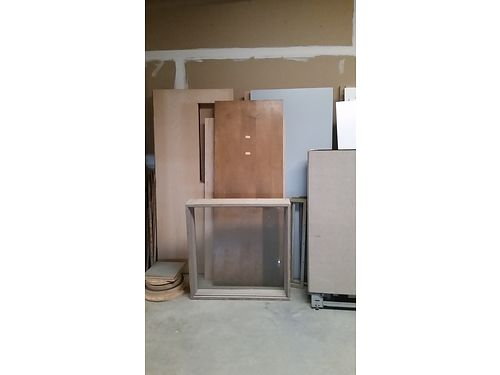 DOORS several types and sizes mostly office and mostly interior call for more info