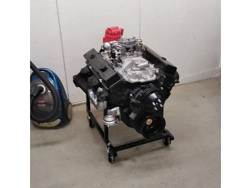 ENGINE 1986 Chevy Crate 350 V8 Complete never installed 2000 obo 423-753-9001