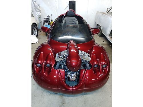 2002 CORBIN MERLIN ROADSTER EXTREMELY RARE! 2 ...